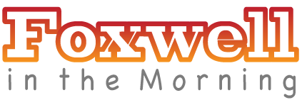 WBCB Foxwell in the Morning Logo