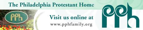 Philadelphia Protestant Home Banner