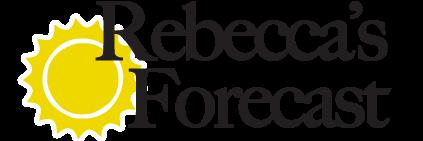 WBCB Rebeccas Forecast Logo
