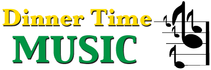 WBCB Dinner Time Music Logo