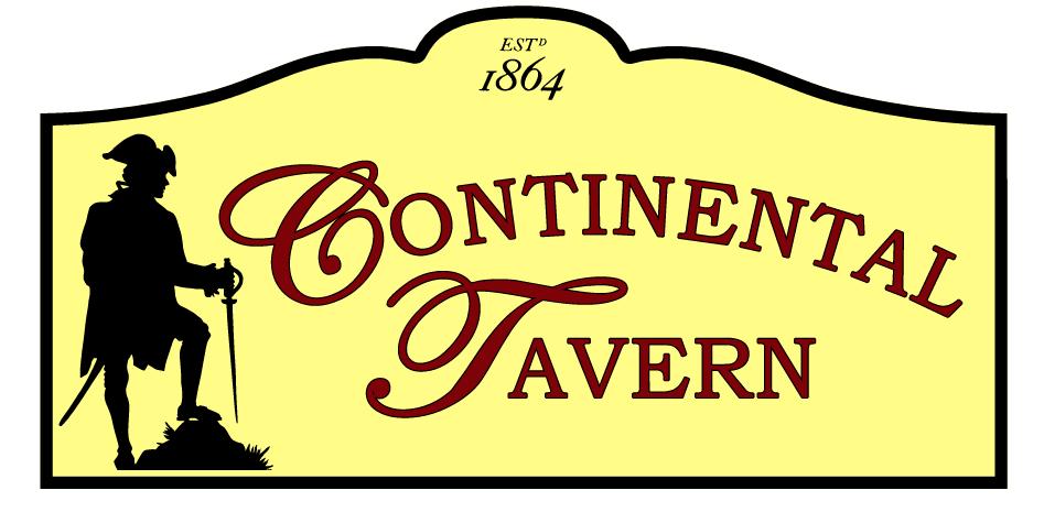 Continental Tavern Banner