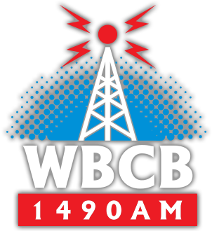WBCB 1490AM – Radio in Bucks, Burlington, and Mercer Counties Retina Logo