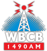 WBCB 1490AM – Radio in Bucks, Burlington, and Mercer Counties Logo