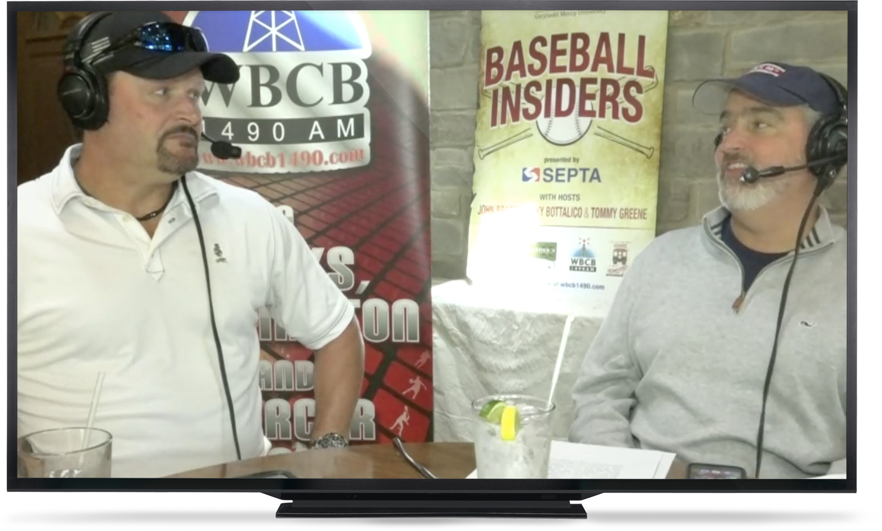 Watch the Baseball Insiders show live on WBCB Sports