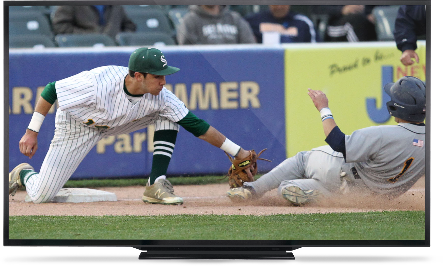 Watch Steinert High School baseball live on WBCB Sports