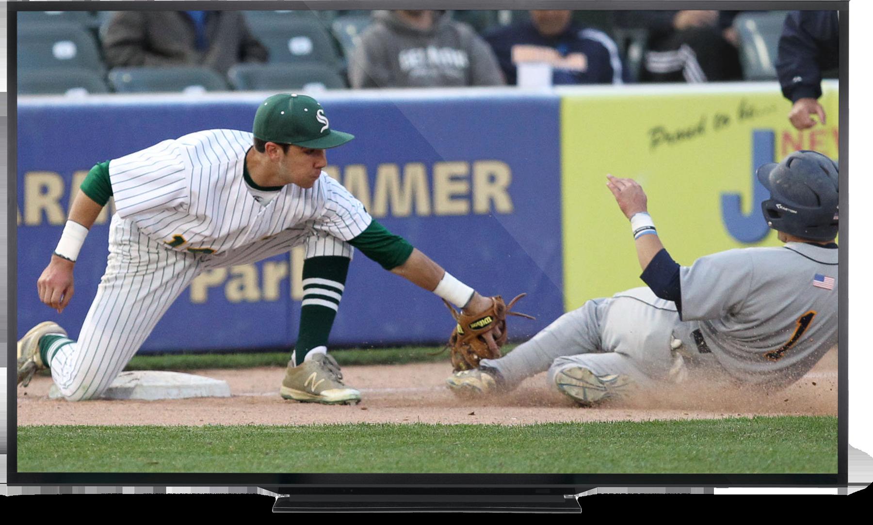 Watch Steinert High School baseball live on WBCB Sports