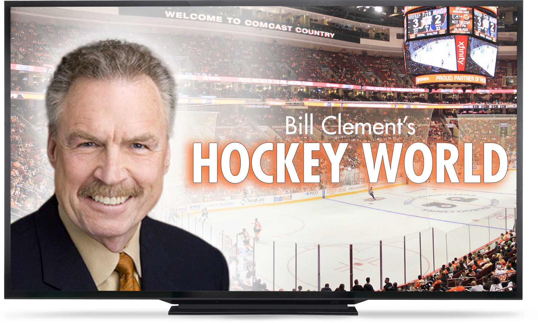 Live stream Bill Clement
