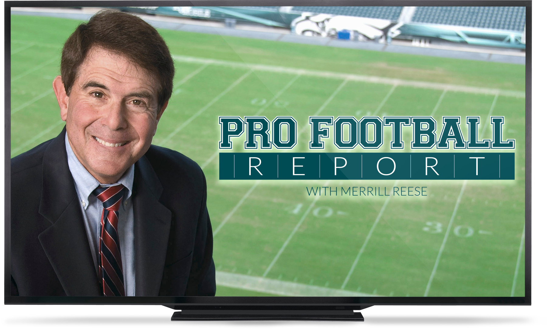 Watch the Gwynedd Mercy University Pro Football Report presented by BCWSA with Merrill Reese streaming live on WBCB TV.