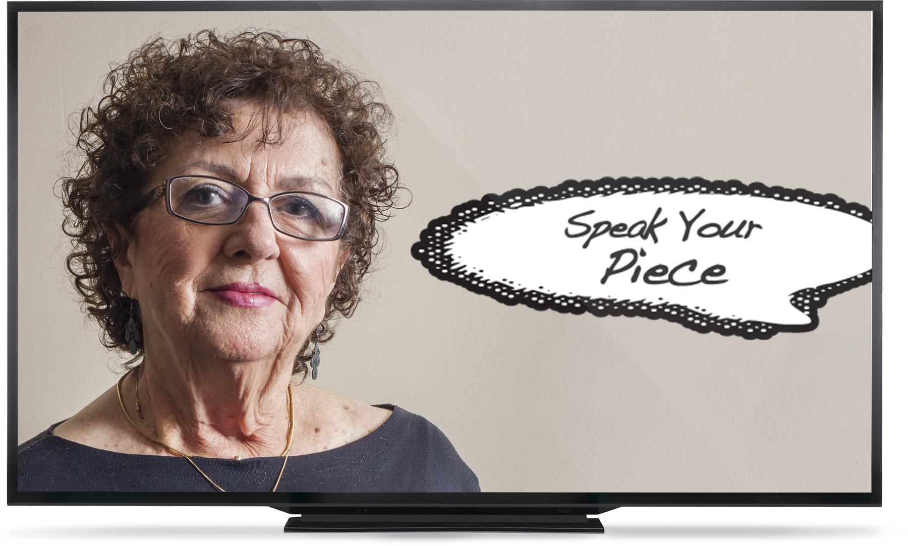 Speak Your Piece with Pat Wandling, Live on WBCB TV