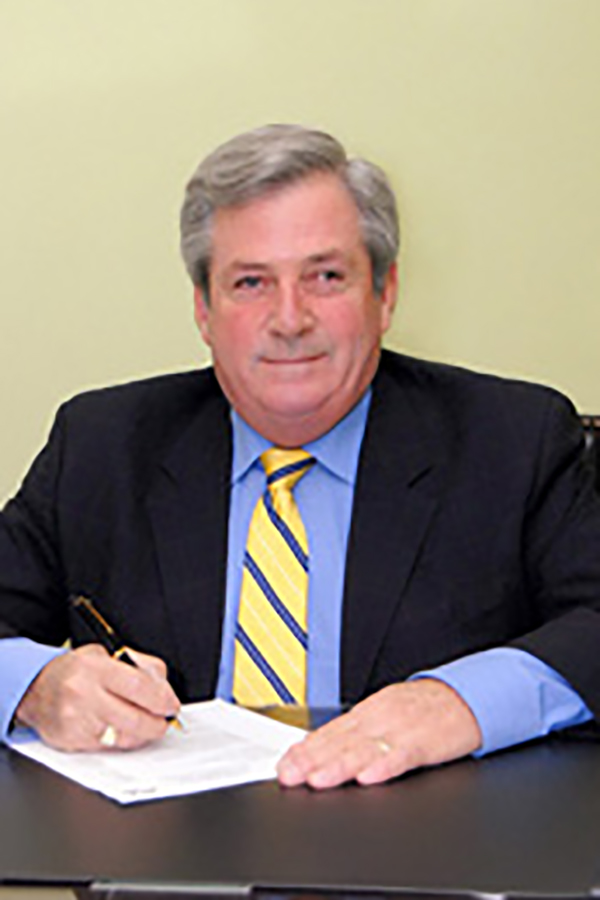 Michael Schiller of the Galzerano Funeral Home