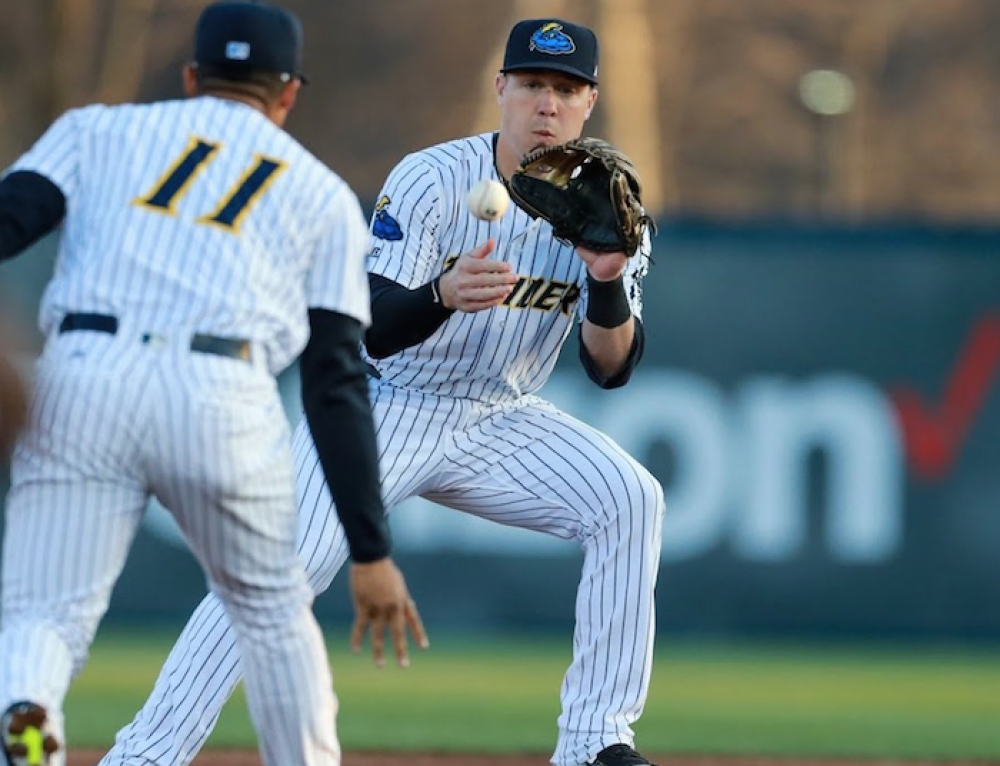 Trenton Thunder's Fleming benefitting from multi-sport background