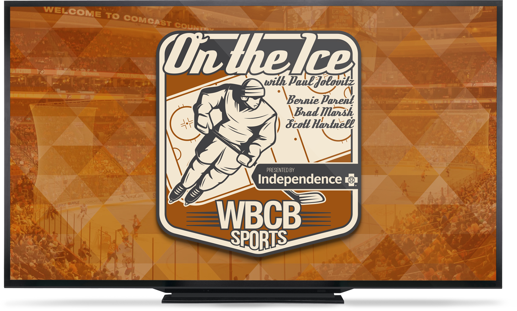 Watch On the Ice with Paul Jolovitz live on WBCB Sports